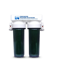 Dual Deionization DI Canisters Upgrade Kit for Reverse Osmosis Systems | Add On for RODI Aquarium Reef