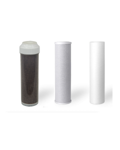 3 Replacement RODI Aquarium Reverse Osmosis Water Filters
