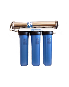 PREMIER - Commercial Grade 600 GPD Reverse Osmosis Water Filtration System | Restaurants, Bars, Schools, Aquariums