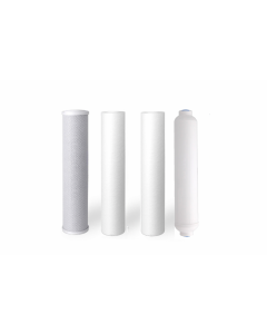 Replacement 5 Stage Reverse Osmosis Water Filters (2 Sediments)