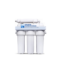 Premier Reverse Osmosis Water Filtration System - 5 Stage CORE RO Under Sink Water Filter   100 GPD
