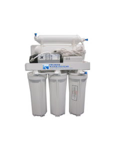 PREMIER REVERSE OSMOSIS WATER SYSTEM 75 GPD WITH BOOSTER PUMP