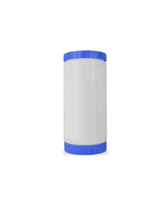 "Nelson Refillable Filter - Big Blue Cartridge 4.5"" x 10"" - Empty"