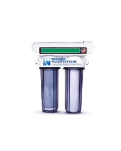 Premier Hydroponic Reverse Osmosis Water Filtration System