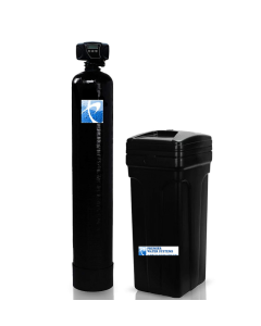 Premier Tannin + Hardness Filter Water Softener - Whole House System (1.0 Cubic Ft)