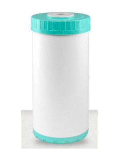 """4.5"""" x 10"""" Whole House Big Blue Refillable Water Filter Cartridge - Granular Activated GAC Carbon Water Filter"""